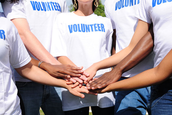 volunteering services and programs
