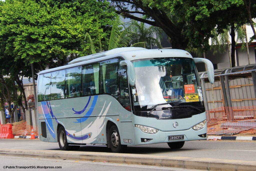 bus services singapore