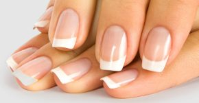 professional gel manicure service