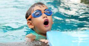 swimming private class